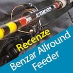 Recenze na prut Benzar Allround Feeder 20-110G 3,3 metrů
