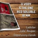 U vody s The One Red Soluble 18 mm